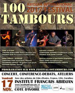 100 Tambours_ Visuel Light
